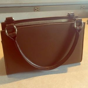 Miche Brown Double Handle Base Bag